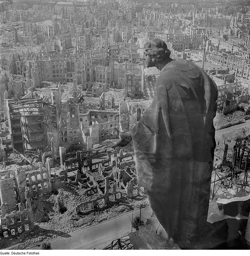 bombing of dresden essay Was the bombing of dresden justified the united states, the british and the soviet union (russians) had allied for a long time during world war ii.