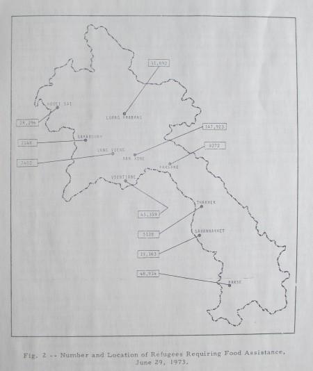 Location of IDPs
