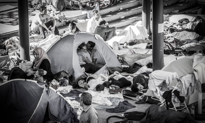 Refugeee Love