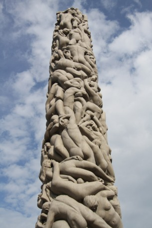 The Monolith, Vigeland Sculpture Park