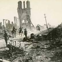 Ypres, Belgium, 1917